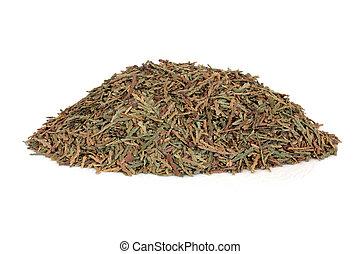 Biota Herb Leaves - Biota herb leaf sprigs used in...
