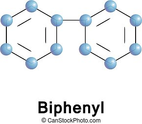 Biphenyl is an organic compound