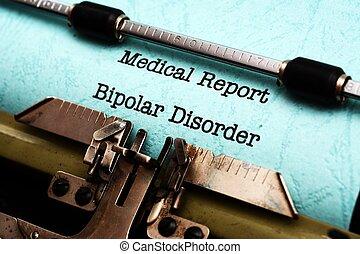 bipolar, desorden