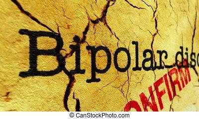 Bipolar disorder confirm
