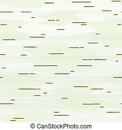 birch bark seamless background pattern