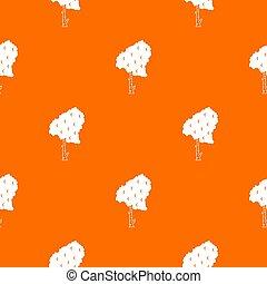 Birch pattern seamless