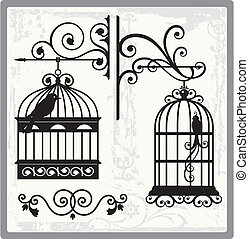 Bird Cages 00 - Bird Cages