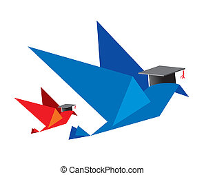 Bird concept for education