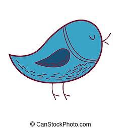 bird cute cartoon
