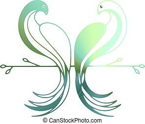 bird, dove, symbol