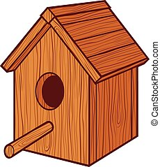 Bird house Illustrations and Clip Art. 16,859 Bird house ...