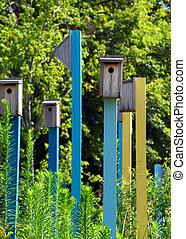 Bird House Garden Memphis
