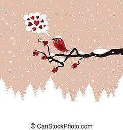 Bird on a tree9