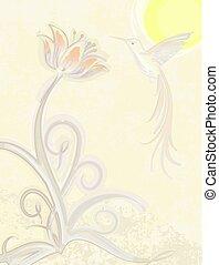 bird., projeto abstrato