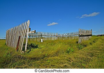 Bird Sanctuary Surrounded by Fence - A bird sanctuary and ...
