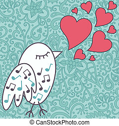bird-singing-a-love-song