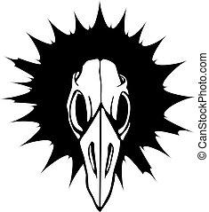 Bird Skull #2