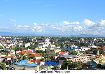 Tachileik City
