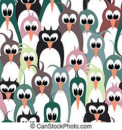 bird wallpaper seamless pattern