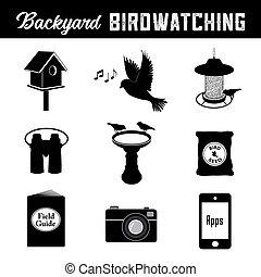 Bird watching gear for the backyard birder