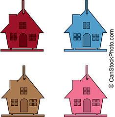 Birdhouse Colors
