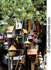 birdhouse, mercado
