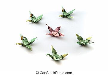 birds paper