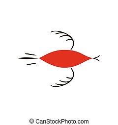 birds., plat, simplicity., paintings., nationale, eend,...