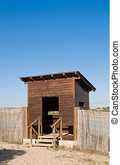 Birdwatching - Wooden shack amidst a natural park, ideal...