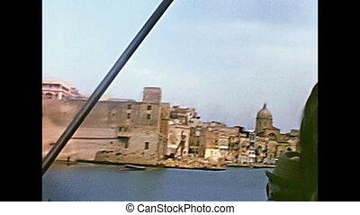 Birgu city of Malta