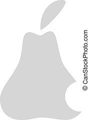 birne, logo.