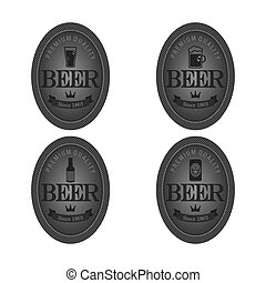 birra, etichette