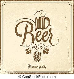 birra, fondo