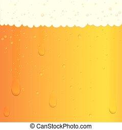 birra fredda, struttura