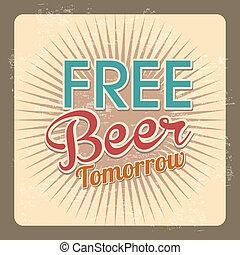 birra, libero
