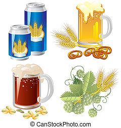 birra, set