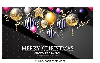birtday., on., 勝利, decoration., セール, 休日, 現実的, 挨拶, そう, グロッシー, パーティー, confetti., 結婚式, おめでとう, 風船, 透明, 記念日