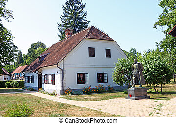 Birth house of Josip Broz Tito, first president of...