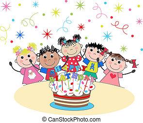 birthday, 幸せ