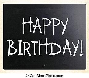 birthday!, 愉快