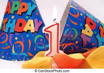 birthday, 現場
