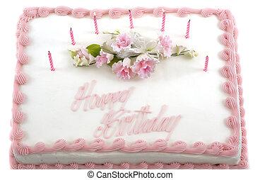 Birthday Cake - Delicious beautifully decorated bithday cake...