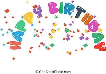 Birthday celebrate
