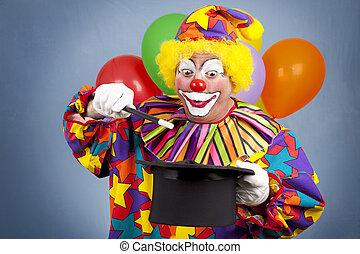 Birthday Clown Magic Show