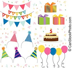 Birthday Elements