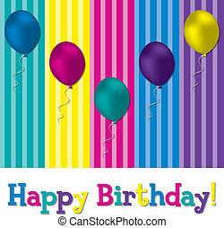 birthday!, felice