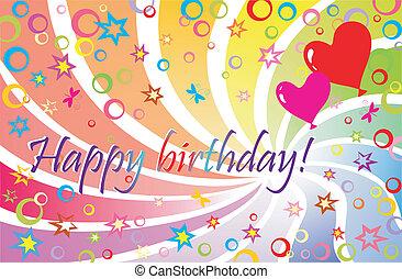 birthday!, glade