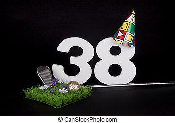 Birthday Golf