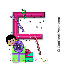 Birthday Letters F