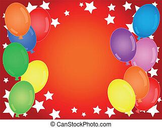 Birthday or other celebration