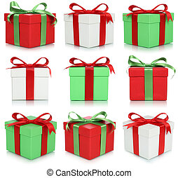 Birthday or Valentine's day gift boxes set of gifts