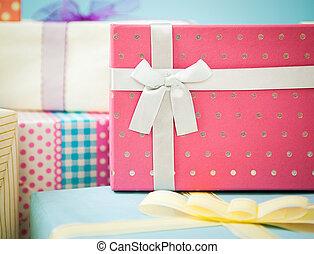 Birthday Presents