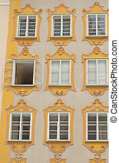 Birthplace of Wolfgang Amadeus Mozart (Salzburg)