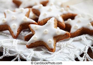 biscoitos, natal